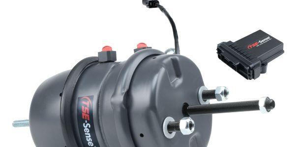 TSE Brakes said TSE-Sense can identify non-functioning brakes, dragging brakes, overstroke...