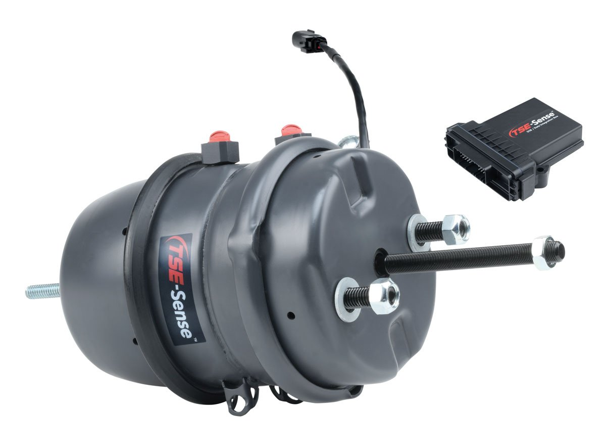 TSE-Sense Smart Actuator Diagnoses Brake Issues in Real Time