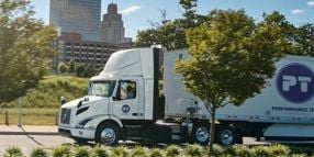 California's Performance Team Places Largest Order of VNR Electric Trucks