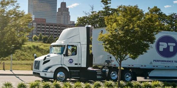 Performance Team placed an order for 16 Volvo VNR Electric tocarryregional loads daily to...