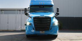 Freightliner Cascadia Designed for Waymo Driver
