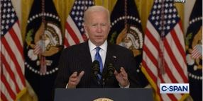 Biden: 24/7 Operations to Help Supply Chain