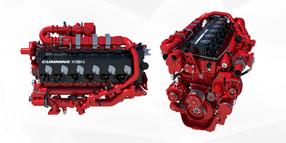 Cummins Brings 15L Natural Gas Engine to North America