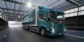 European Fleet Orders 100 Electric Volvo Trucks