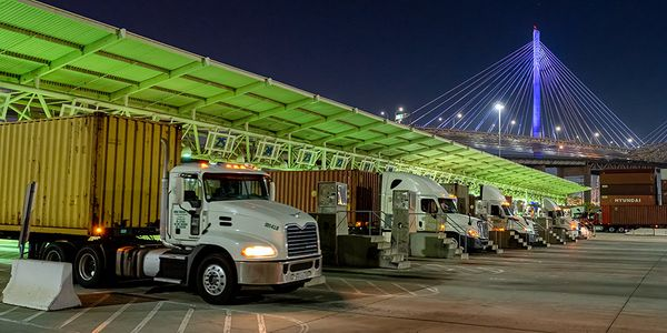 The Port of Long Beach opened up for extended hours several weeks ago.