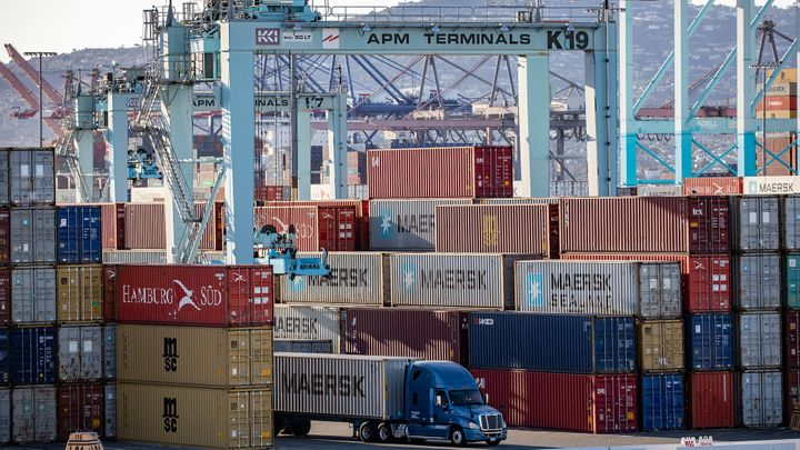 Moving to 24/7 operations will nearly double the amount of time the Port of Los Angeles has to process containers. - Photo: Port of Los Angeles