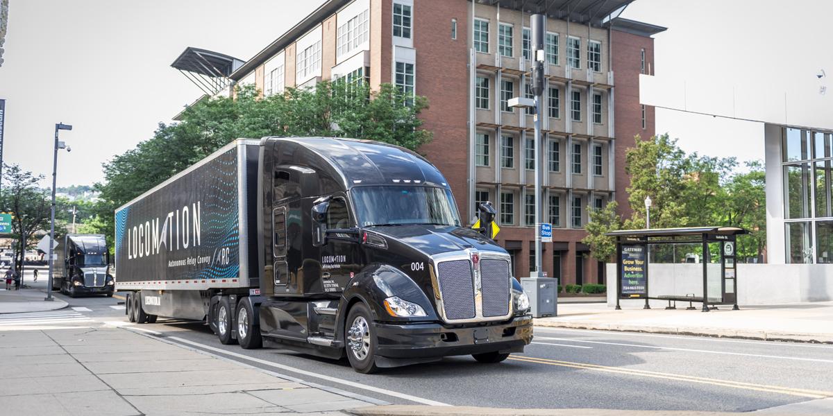 Locomation Develops Autonomous Trucking Risk Management Plan
