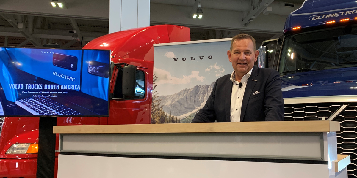 Volvo: Fossil-Free Future Includes Electric, Hydrogen, Internal Combustion Engines