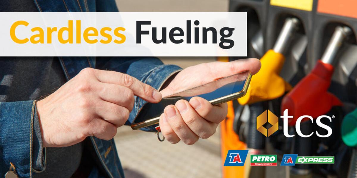 TCS Fuel Introduces Digital Fuel Card Option