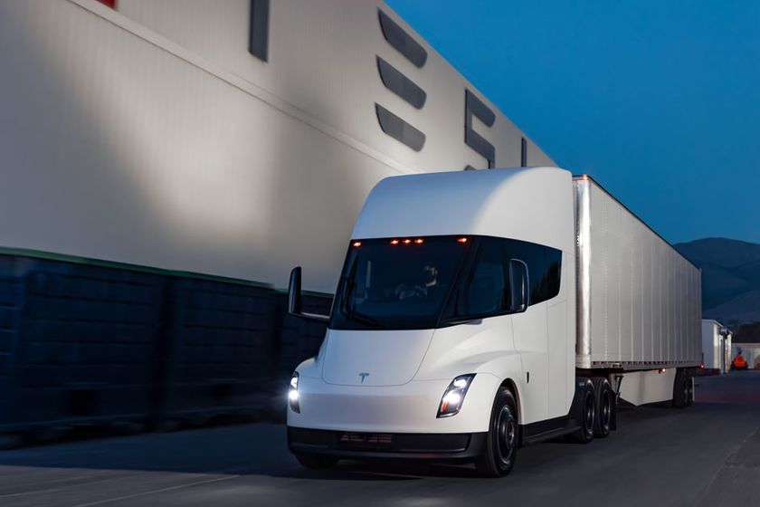 Tesla's electric Semi is now not expected until 2023.