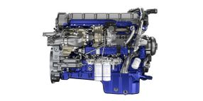 Volvo D13 Turbo Compound Engine Available on VNL Models