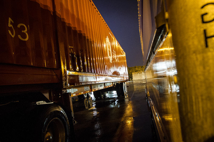The FMCSA announced a final rule that will permanently ban drivers convicted of human trafficking from operating a commercial motor vehicle.  - Photo via Tony Webster on Flickr