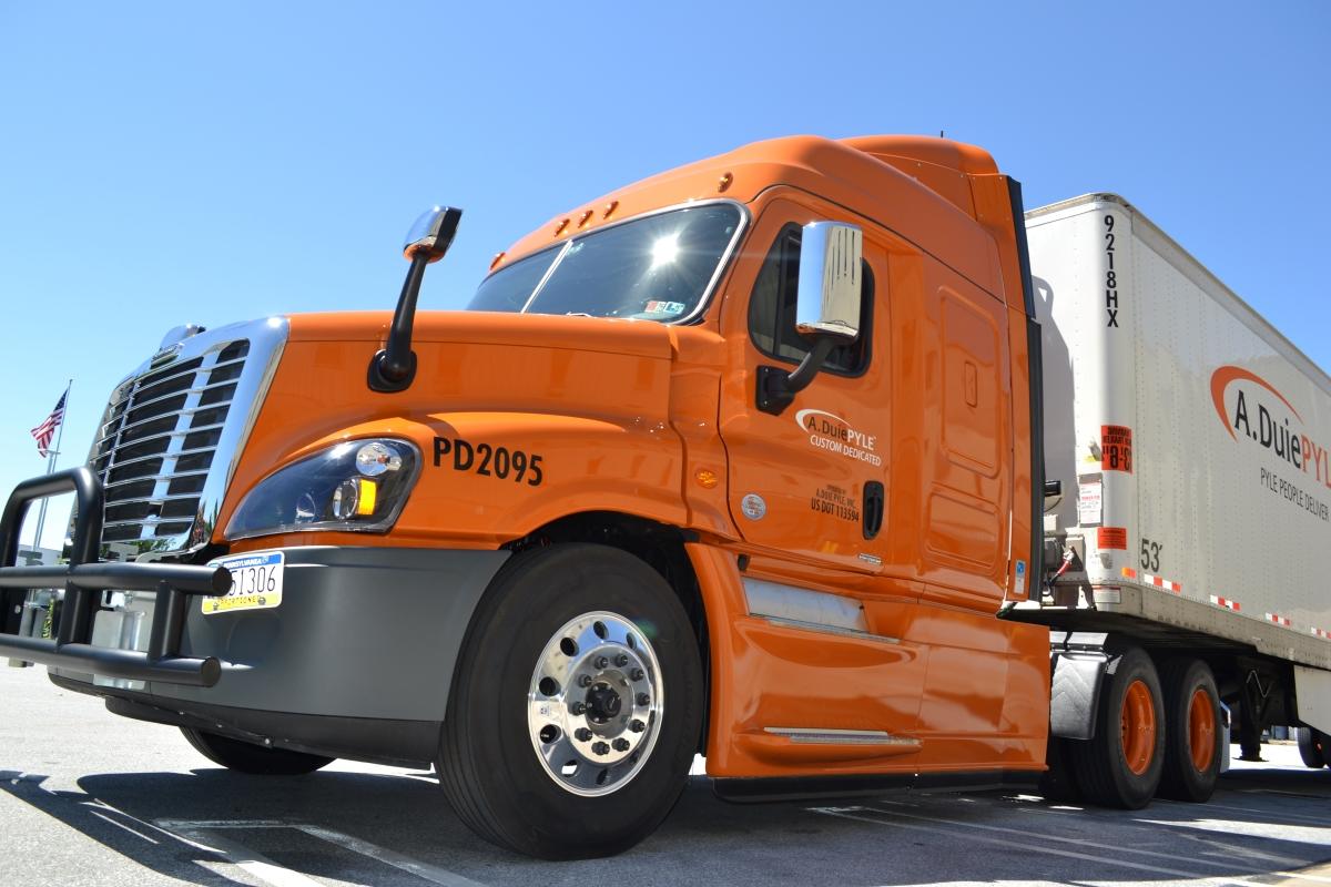 A. Duie Pyle Announces West Coast Partnership with Oak Harbor Freight Lines