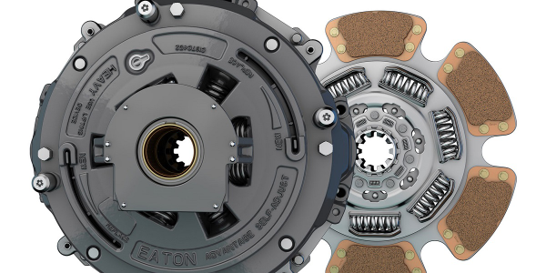 Eaton' has extended the warranty period for its Advantage Series aftermarket clutches in U.S....