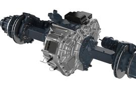 Allison Unveils E-Axle Propulsion for Heavy-Duty Trucks