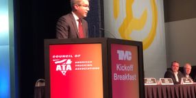 ATA's Spear: TMC Data, Research, Experience Vital to Trucking's Future