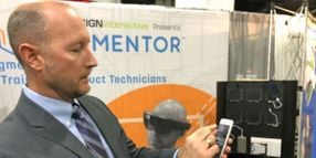 Augmented Reality Technician Training Available for Mobile Devices