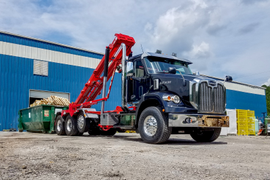 Autocar's New Conventional Truck to Get Bodies on Assembly Line