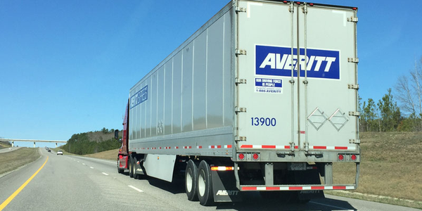 Averitt Express was one of the companies honored by Women in Trucking.