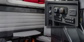 Battery Powered HVAC Available for New Cascadia Models