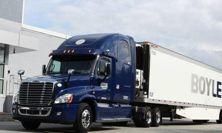 Michael Lasko, Boyle Transportation's manager of safety and quality, won the2018 Safety and Compliance award.  - Photo courtesy Boyle Transportation