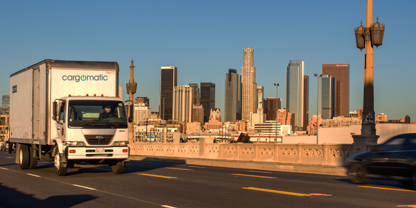 Cargomatic focuses its freight-matching on the local and drayage markets.