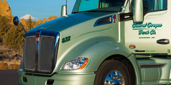 Central Oregon Trucking Company has introduced a new pay structure for drivers that offers...
