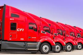 CFI Accelerates Fleet Modernization Plan By Upping Order for Kenworth T680s