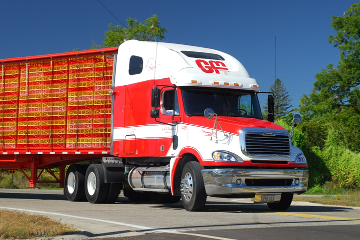 While the measures have not yet drawn support from major trucking lobbies, among the sponsors of the twin bills are heavy-hitters on committees charged with riding herd on agricultural policies on Capitol Hill.  - Photo: Jim Park