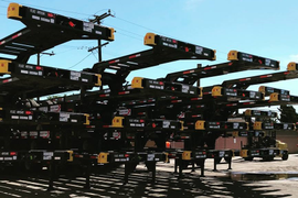 CIMC Hire to Focus on Expanding North American Intermodal Chassis Market