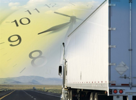 """""""FMCSA's proposed rule on changes to the hours-of-service regulations is currently being reviewed by the Office of Management and Budget,"""" an agency spokeperson told HDT."""