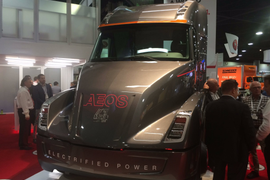 Experts: Future Truck R&D Focused on Efficiencies