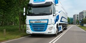 DAF to Release Electric Truck in Europe by Year's End