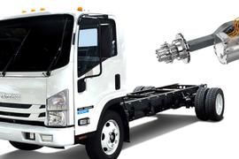 Dana Boosting Presence in Electric Trucks