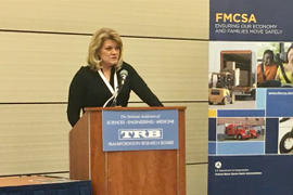 Musical Chairs at DOT Sees FMCSA's Gautreaux Headed to NHTSA