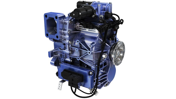 Eaton has announced its new eMobility business that will focus on vehicle electrification components such as the EV transmission pictured here.