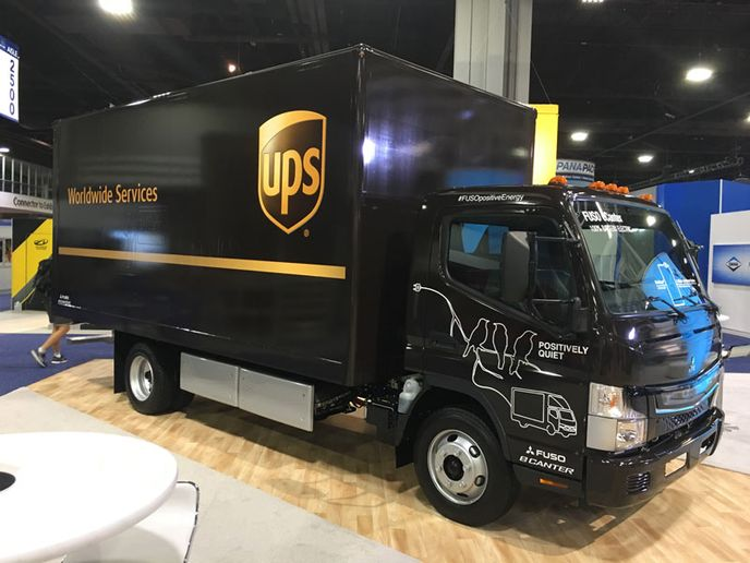 The unknowns of electric truck payback aren't stopping early adopters like UPS from investing in them to find out for themselves.  -