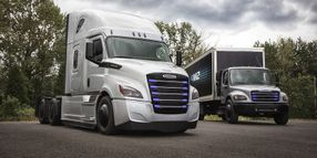 Daimler Says Battery-Electric Trucks Key to Zero Emissions Commercial Transport