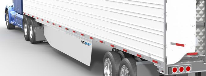 PepsiCo plans to install Stemco TrailerTail and EcoSkirt devices on 1,600 trailers to improve fleet fuel efficiency. Image: Stemco