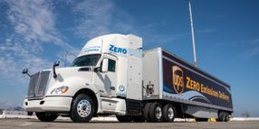 Kenworth, Toyota Unveil Jointly Developed Hydrogen Fuel Cell Truck