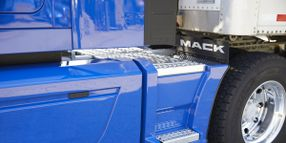Mack Trucks Offers Extended Chassis Fairings for Anthem
