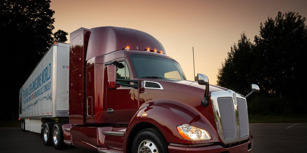 Toyota and Kenworth are co-developing hydrogen fuel cell electric trucks to transport goods...