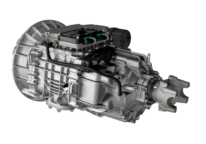 The Eaton Cummins Endurant 12-speed automated transmission is now available on the International LT and LoneStar. Photo: Eaton Cummins