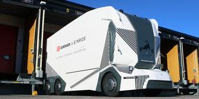 Einride Autonomous Truck Begins Daily Freight Deliveries in Sweden