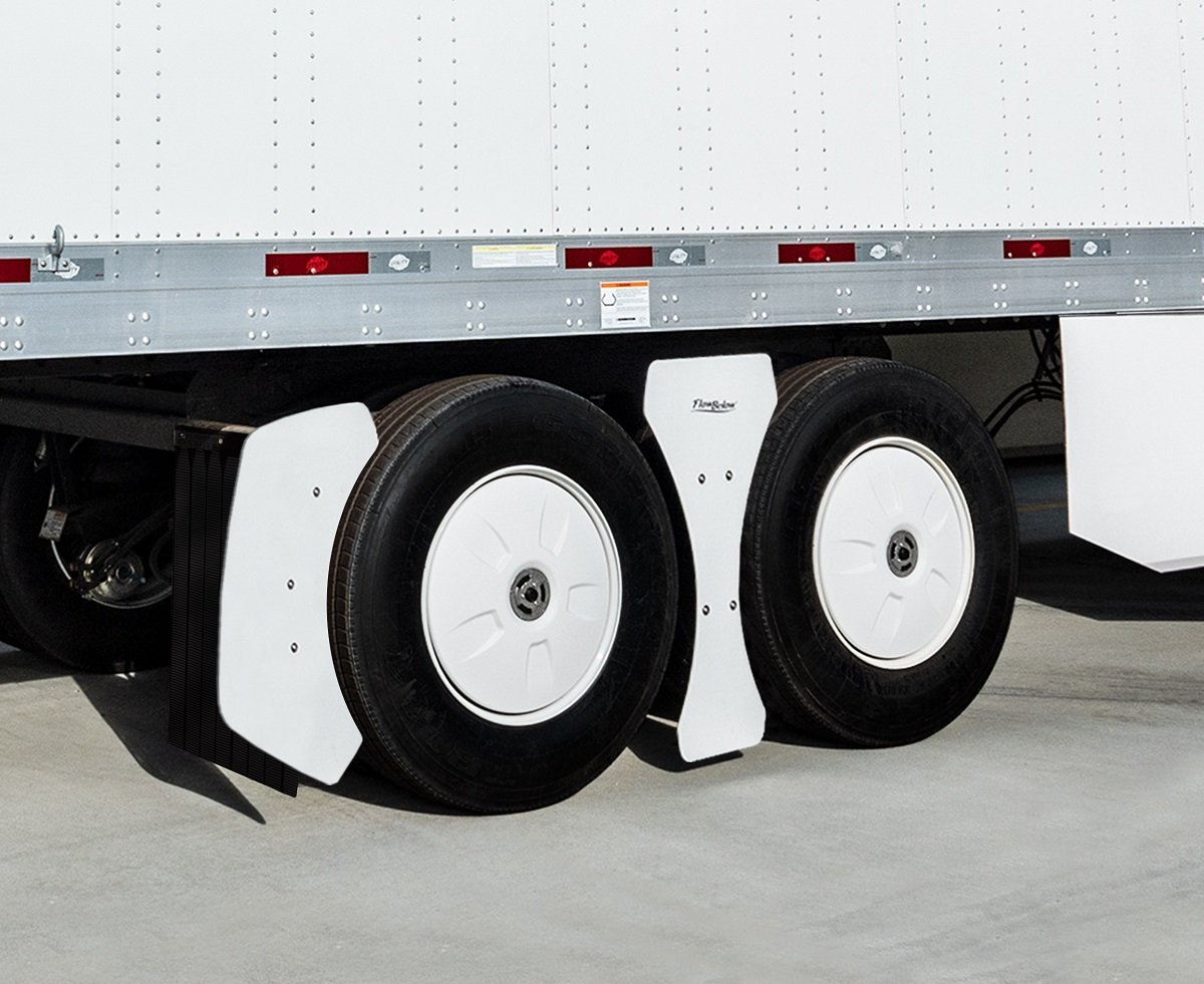 Mesilla Valley Transportation announced that it would be equipping all of its new trailers with the FlowBelow Trailer AeroSlider system, an aerodynamic device that reduces drag from a trailer's wheels and suspension.  - Photo courtesy FlowBelow
