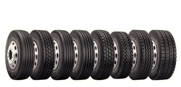 The price of Dayton brand truck and bus radial tires have increased by 10% as of Sept. 24.
