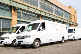 FedEx Expanding Electric Delivery Fleet with 1,000 Chanje Electric Vans