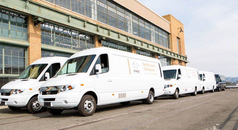 Fedex Expanding Electric Delivery Fleet With 1 000 Chanje