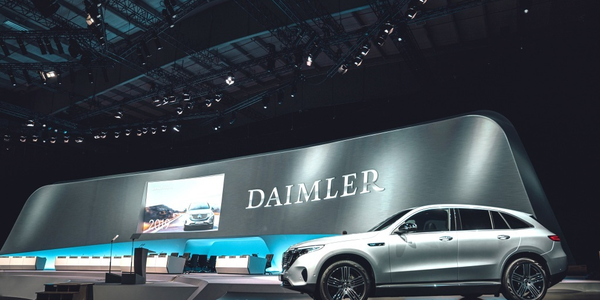 Explaining the need to restructure, Chairman of the Supervisory Board of Daimler AG Manfred...