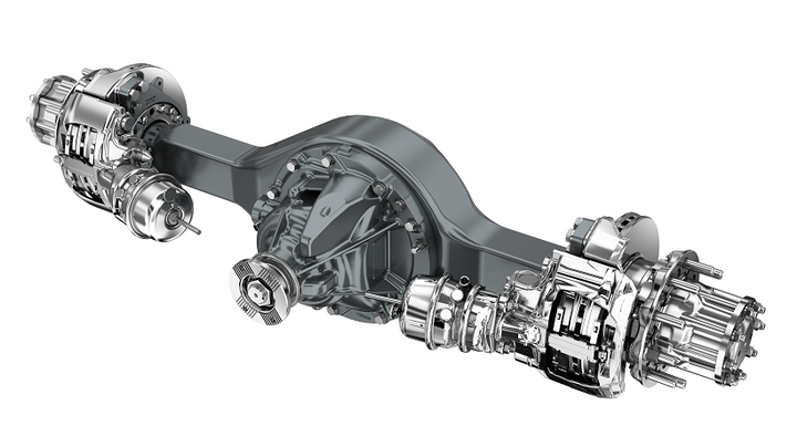Dana's Spicer S175 series drive axle was one of several announcements made at the IAA Commercial Vehicles show in Hannover, Germany.  - Photo courtesy Dana Incorporated